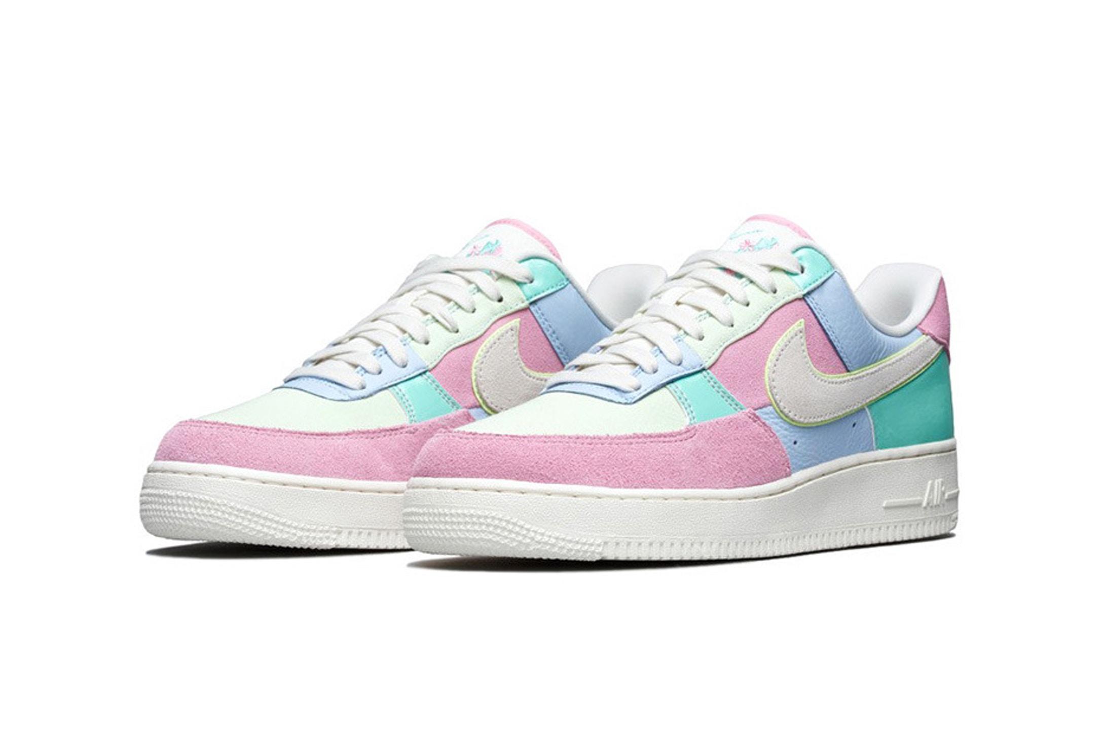 La Nike Air Force 1 pensée pour Pâques se dévoile