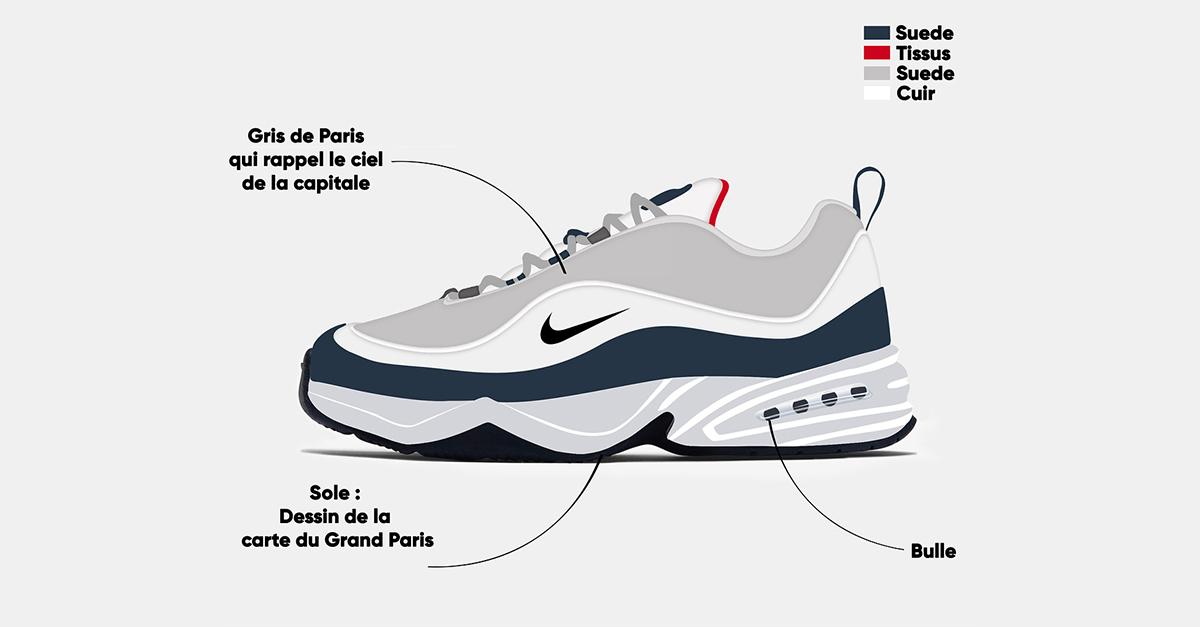 Nos 20 sneakers préférées imaginées pour le concours Nike