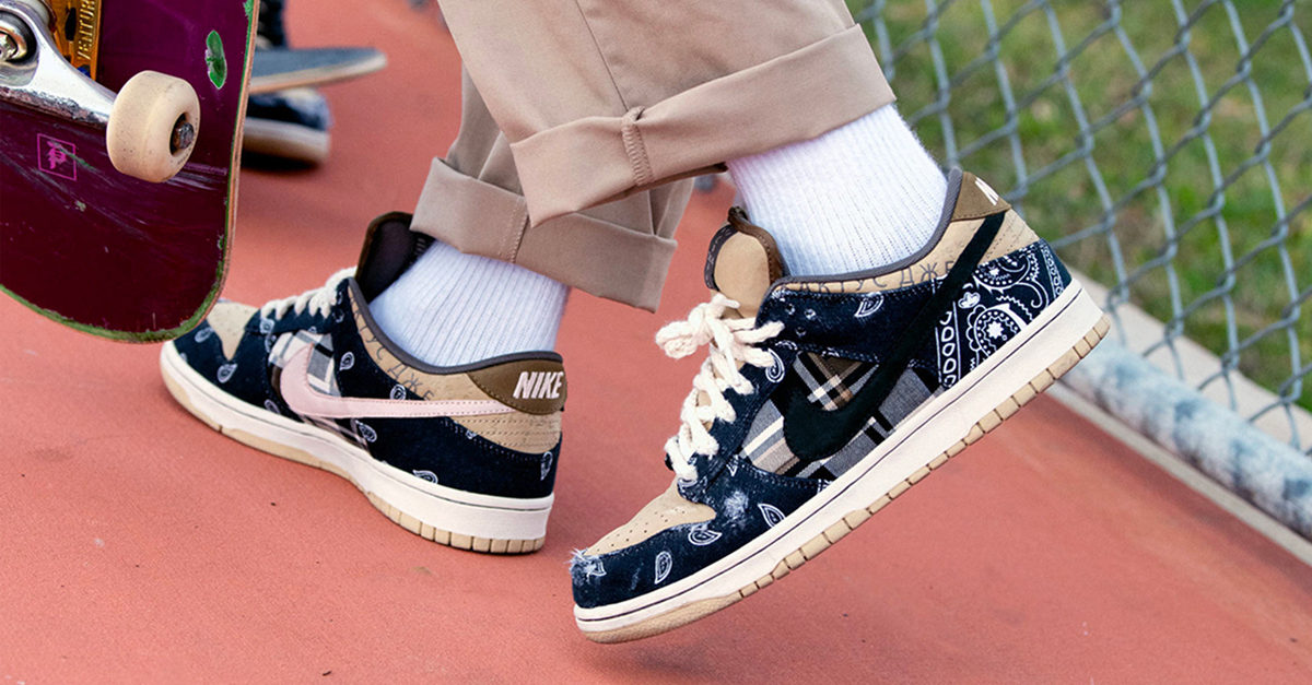 Comment la Nike SB Dunk Low a révolutionné la culture