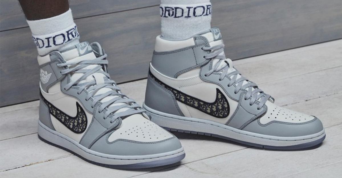 Enfin une date de sortie pour la Air Jordan 1 x Dior ? - Views