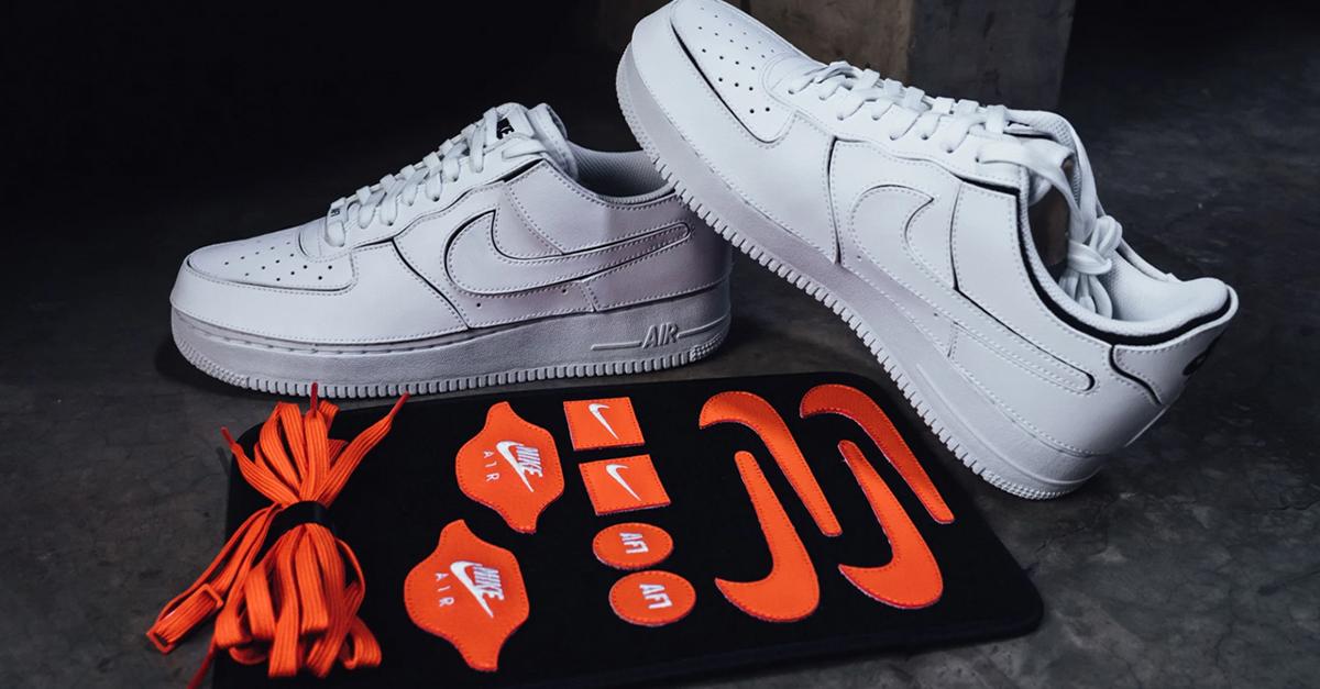 Nike va sortir une Air Force 1 entièrement personnalisable - Views